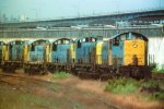 LI 468  and others on their way to the scrapyard